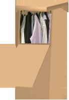 Kleiderkarton
